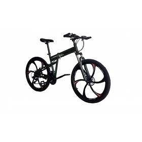 Bicicleta Plegable Helliot Bikes Hummer 02.