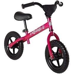 Bicicleta Sin Pedal ultrakidz color rosa.