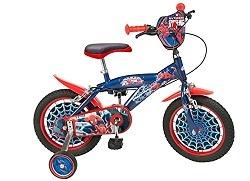 Bicicleta para Niño TOIMS Spiderman