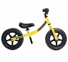 Bicicleta sin Pedal Sawyer (Amarillo).