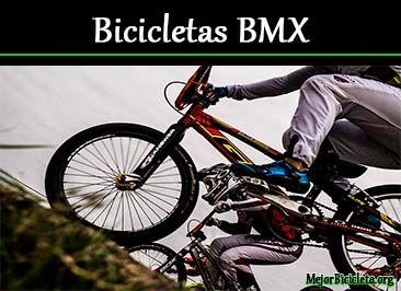 Bicicletas de BMX