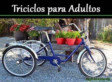 Triciclo para Adultos