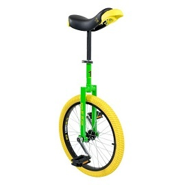 Monociclo Qu-AX 20 Luxus Verde 1104.