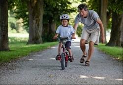 aprender bici