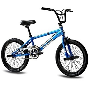 Bicicleta Infantil para BMX KCP Freestyle Blue