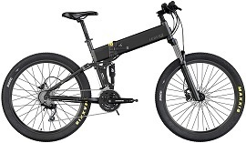 Bicicleta Legend ETNA Smart 10