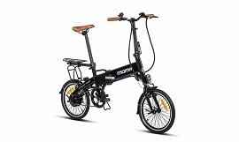 Eléctrica Plegable Moma Bikes E-16 TEEN