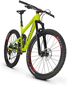 Jam C Lite 27 Trail Fully Mountain Bike.