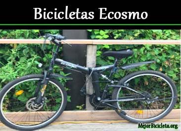 Bicicletas Ecosmo