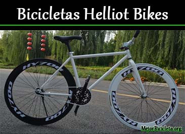 Bicicletas Helliot Bike