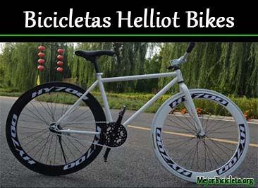 Bicicletas Helliot Bike
