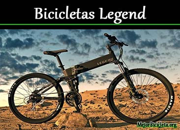 Bicicletas Legend
