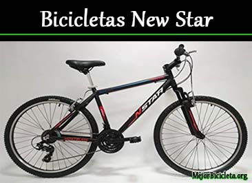 Bicicletas New Star