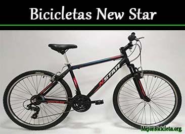 Bicicletas New Star