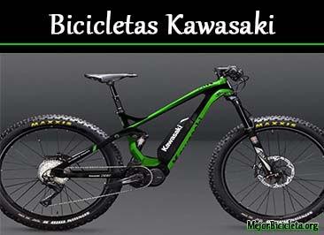 Bicicletas Kawasaki