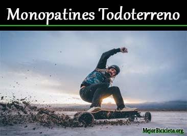 Monopatines Todoterreno