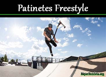 Patinetes Freestyle