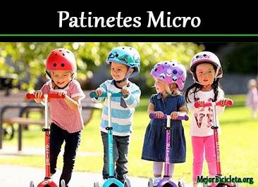 Patinetes Micro