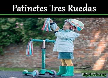 Patinetes Tres Ruedas