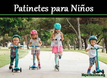 Patinetes Para Niños