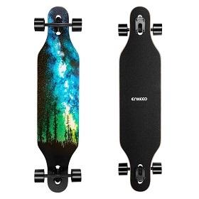 Monopatín-Longboard-ENKEEO-23×103.5cm-Longboard