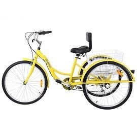 Triciclo para Adultos MuGuang 26″