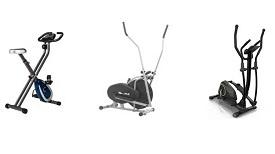 bicicleta estatica vs eliptica vs spinning