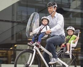 Asiento de bicicleta para Niños inicio