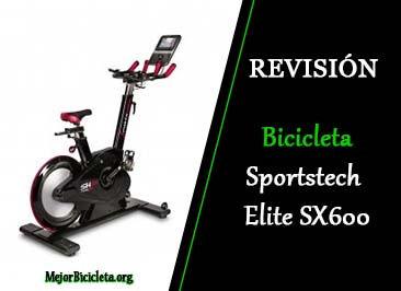 Bicicleta Sportstech Elite SX600