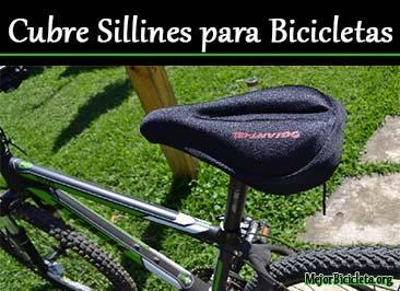 Cubre Sillines para Bicicletas