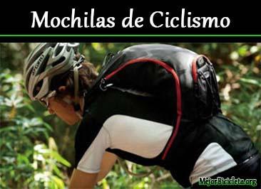 Mochilas de Ciclismo