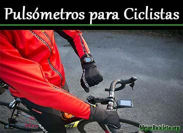 Pulsómetros para Ciclistas