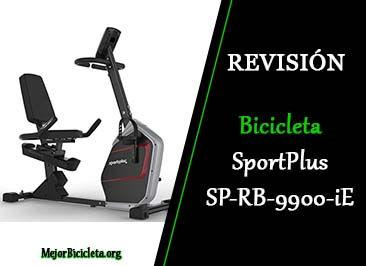 Bicicleta SportPlus SP-RB-9900-iE