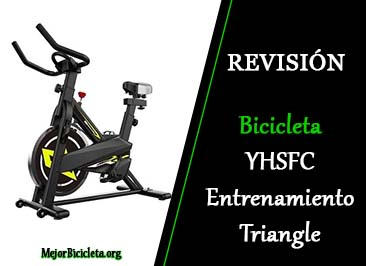 Bicicleta YHSFC Entrenamiento Triangle
