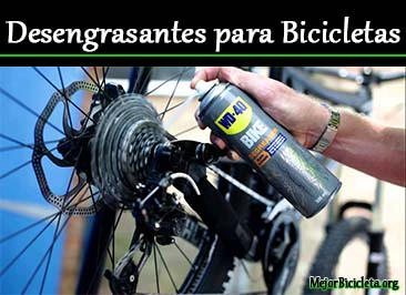 Desengrasantes para Bicicletas