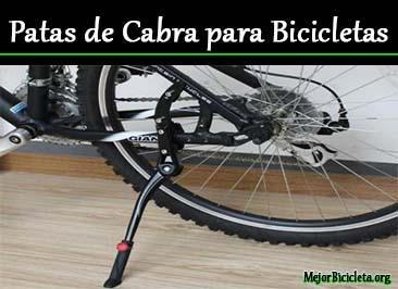 Patas de Cabra para Bicicletas