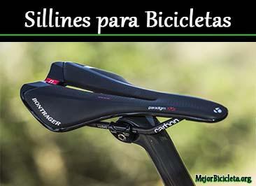 Sillines para Bicicletas