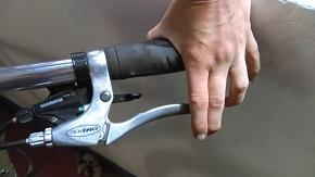 manija de freno Bicicletas inicio
