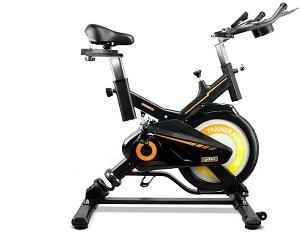 Bicicletas Estáticas de Spinning Gridinlux Trainer Alpine 7500